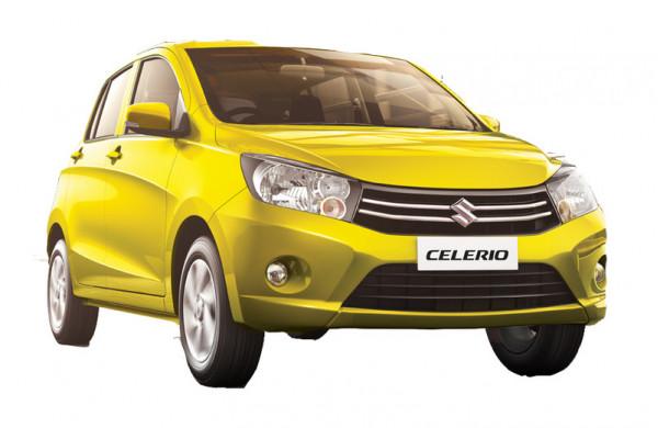 Trim levels and price of Maruti Suzuki Celerio in India | CarTrade.com