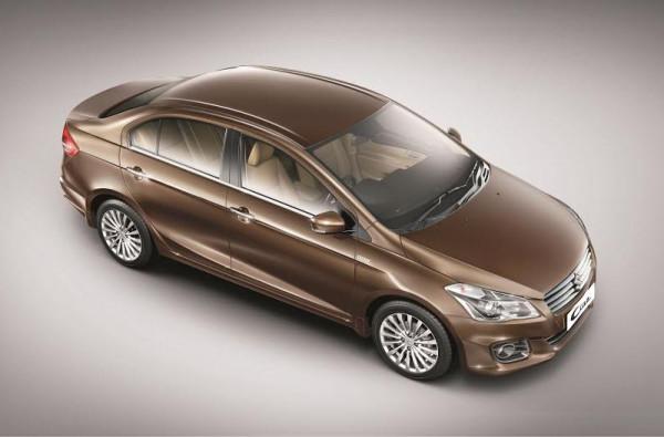 Maruti Ciaz sales skids marginally in November at 5840 units | CarTrade.com