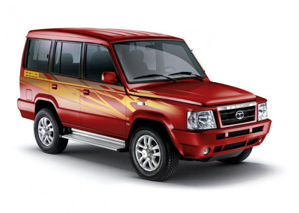 All new Tata Sumo - A light-weighted hunk | CarTrade.com