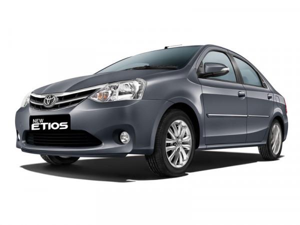 Toyota Etios sedan and Liva facelifts coming this week | CarTrade.com