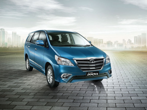 Toyota Innova limited edition launched at Rs 12.91 lakh | CarTrade.com