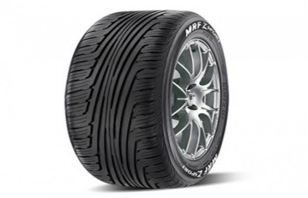 MRF launches Zsport - Special edition tyre for mid and premium cars | CarTrade.com