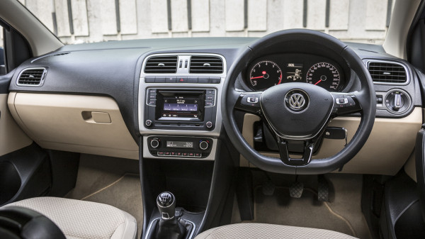 VolksWagon VW Ameo Interior First Look Review Carwale Photos Images Pics India 20160227 01
