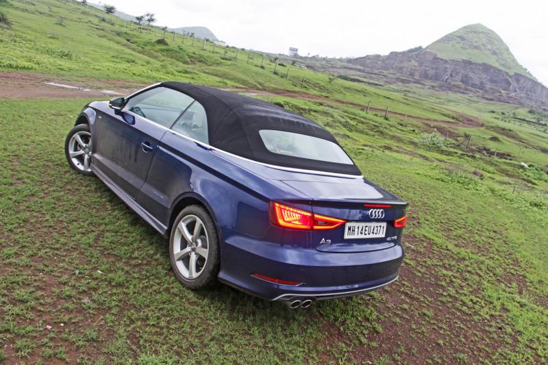 Audi A3 Cabriolet Images 4