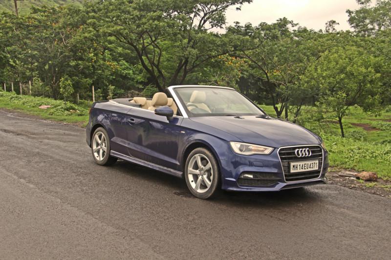 Audi A3 Cabriolet Images 5
