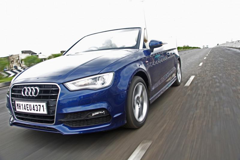 Audi A3 Cabriolet Images 8