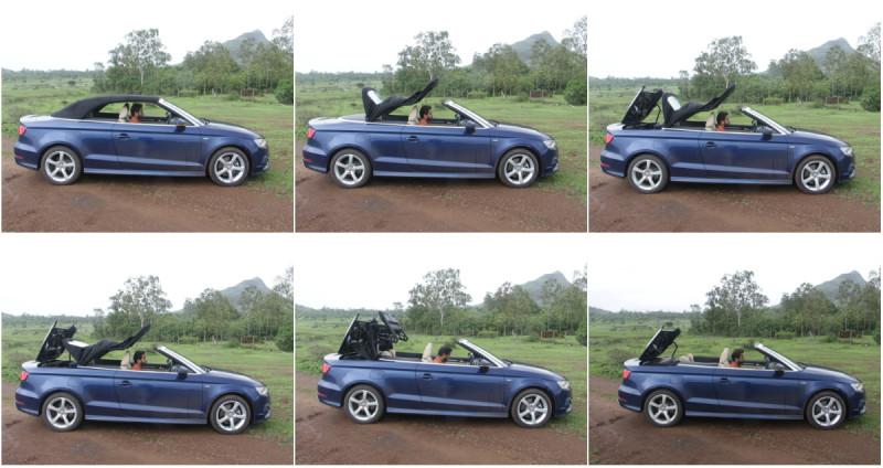 Audi A3 Cabriolet Photos 1