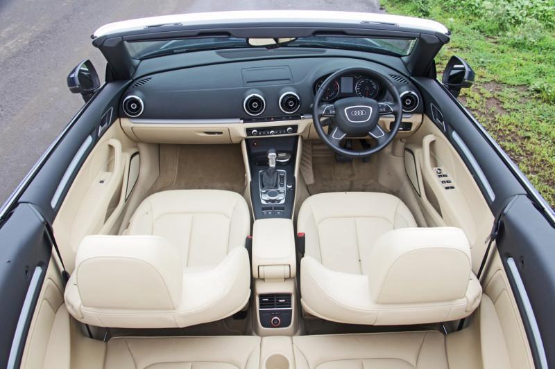 Audi A3 Cabriolet Photos 20