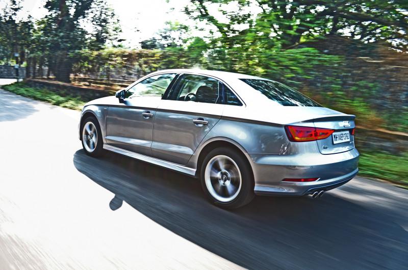 Audi A3 Photos 17