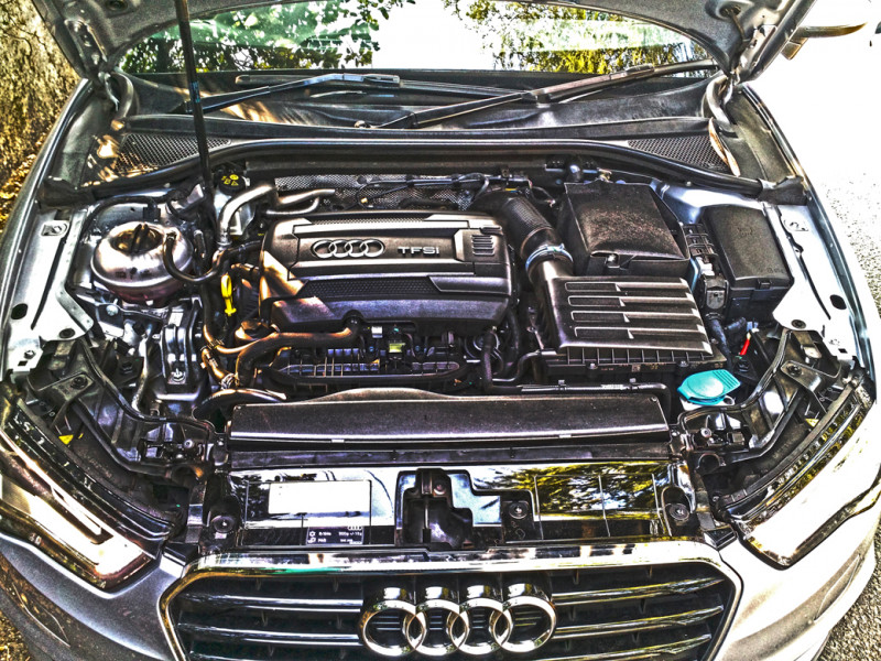 Audi A3 Pictures 2