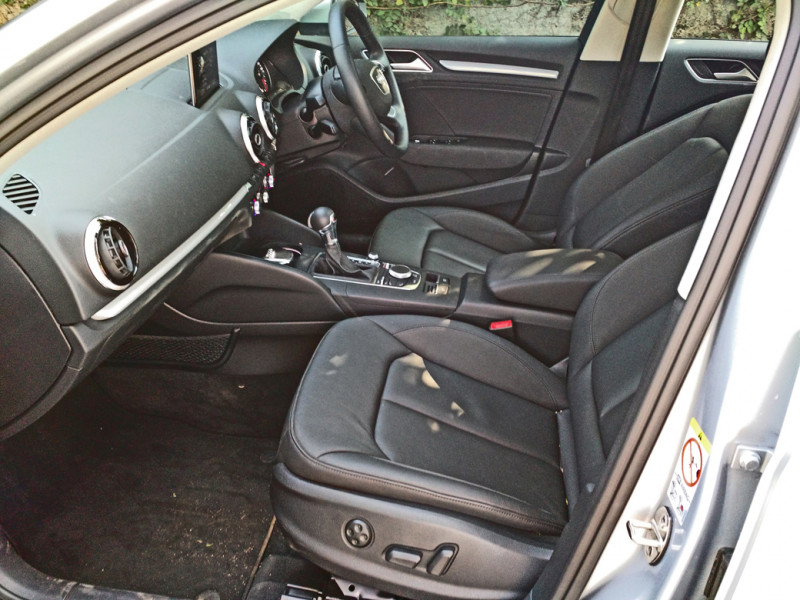 Audi A3 Pictures 5