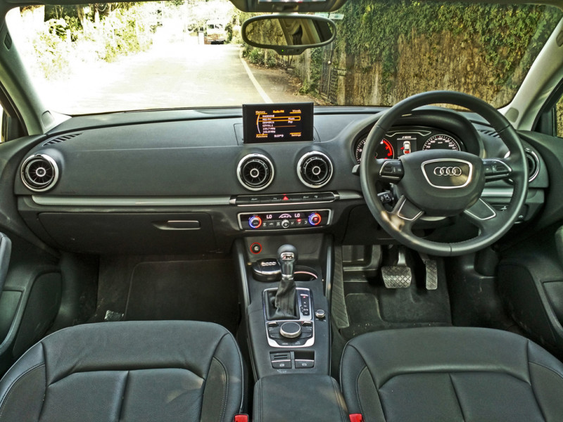 Audi A3 Pictures 9