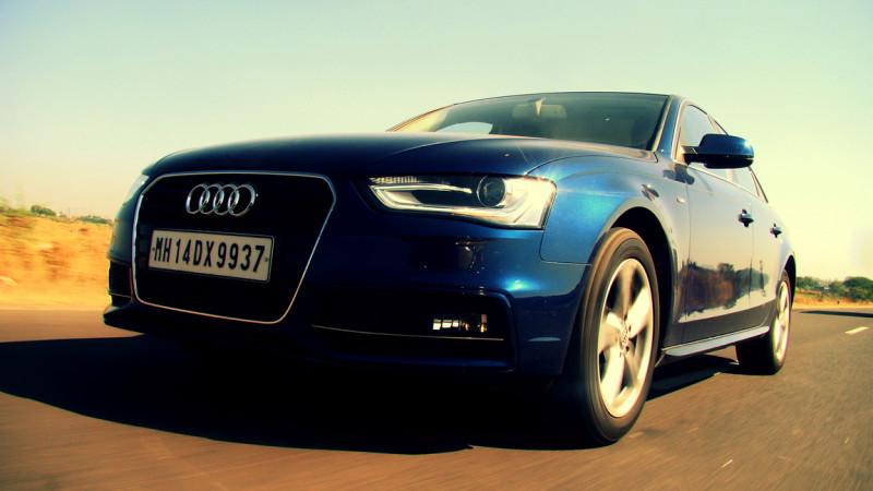 Audi A4 Images 19