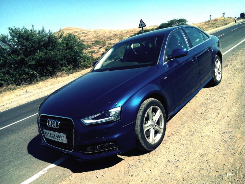 Audi A4 Images 7