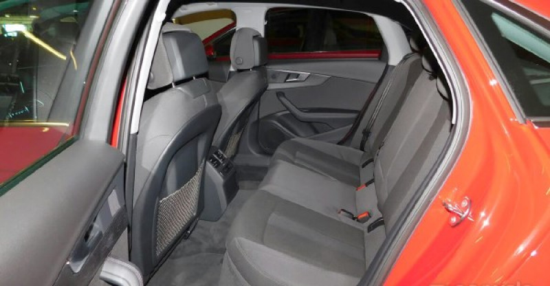 Audi New A4 Interior 72453
