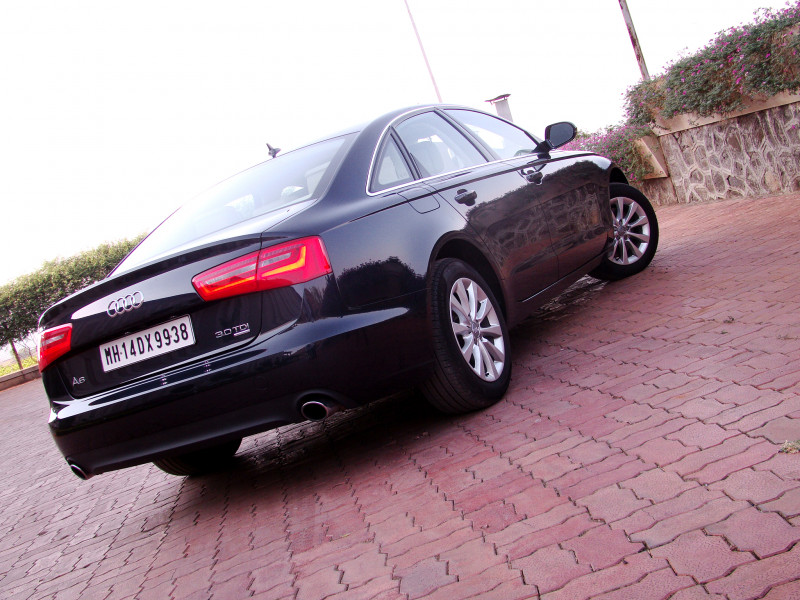 Audi A6 Pictures 7