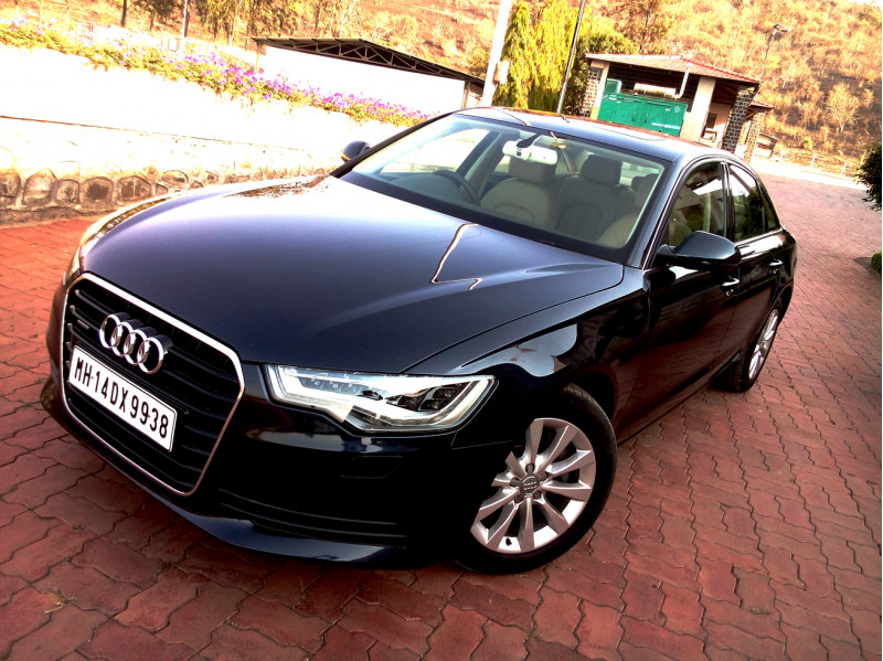 Audi A6 Pictures 8