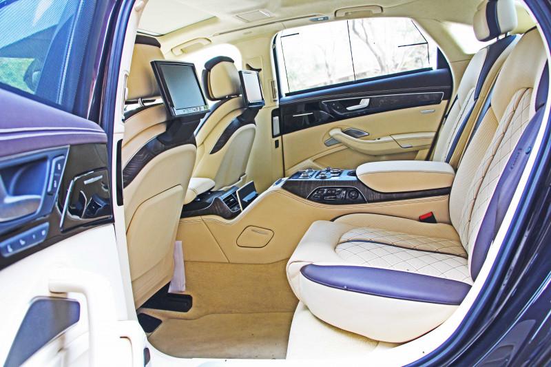 Audi A8L Images 6