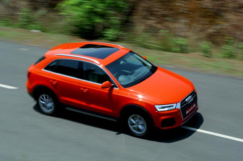 2015 Audi Q3 Images 12