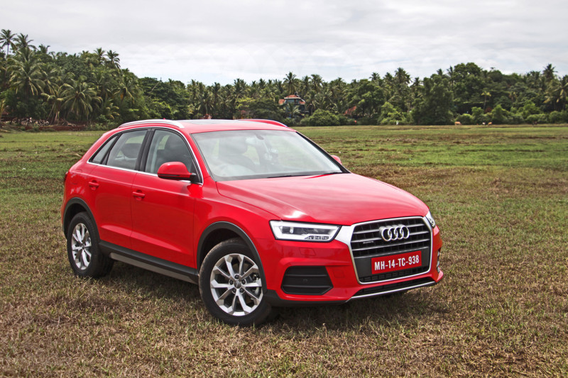 Audi Q3 Images Photos And Picture Gallery 206214 Cartrade