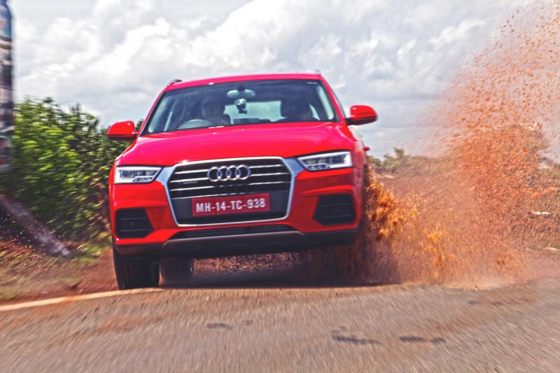 2015 Audi Q3 Images 22