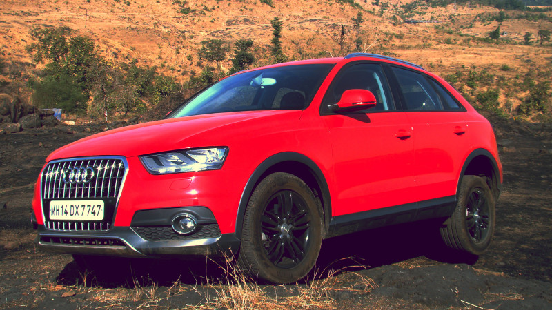 Audi Q3 S Review: Manual Treat - CarTrade