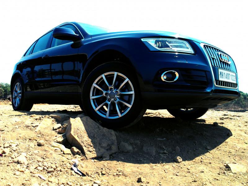 Audi Q5 Stone image