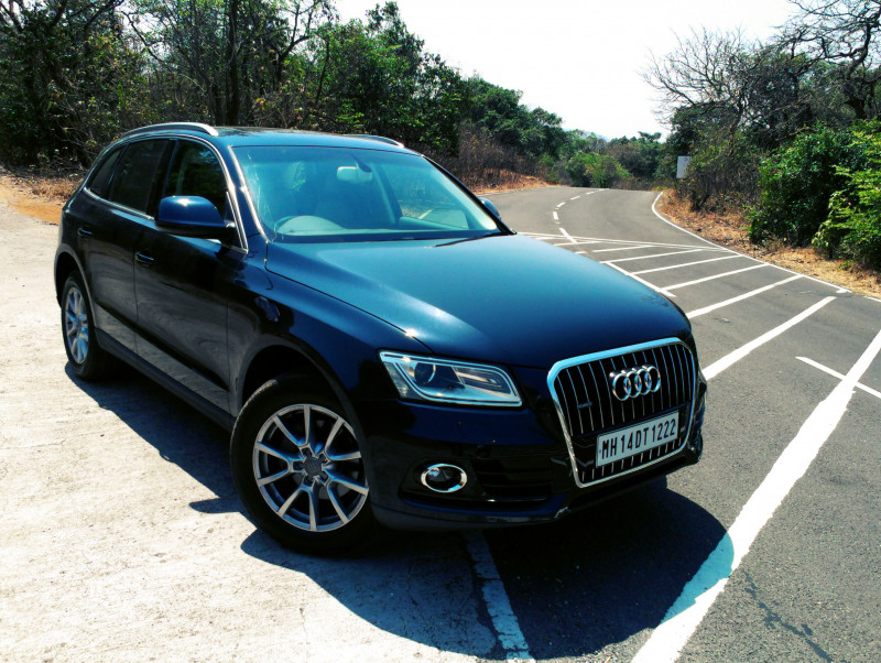 Audi Q5 view image