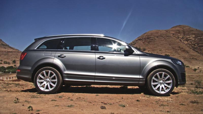 Audi Q7 Images 12