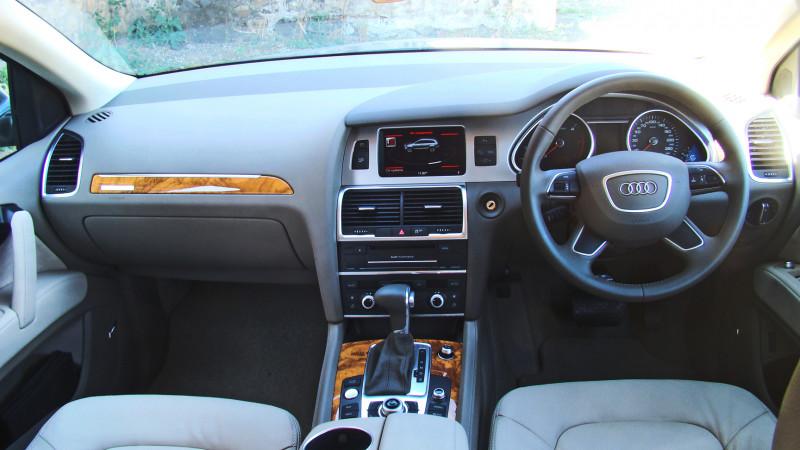 Audi Q7 Images 13