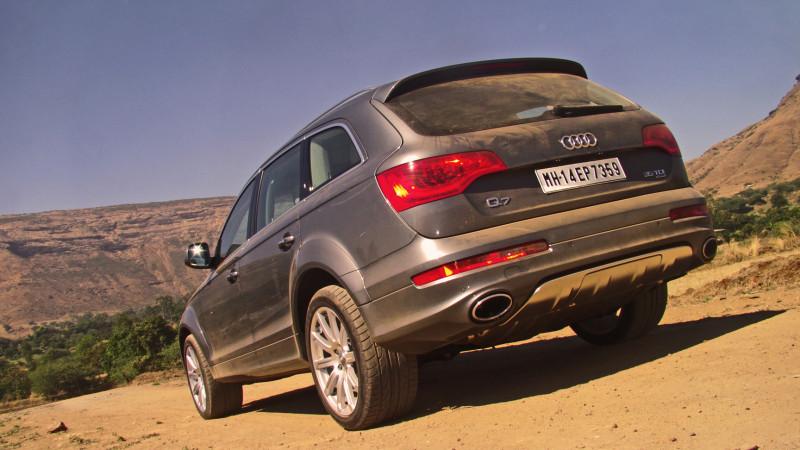 Audi Q7 Images 17