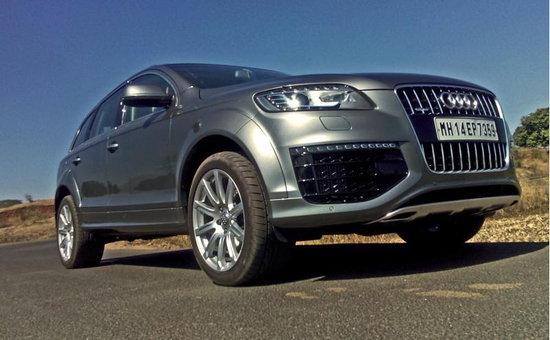 Audi Q7 Images 6