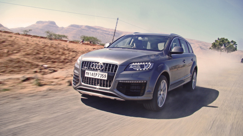 Audi Q7 Images 9