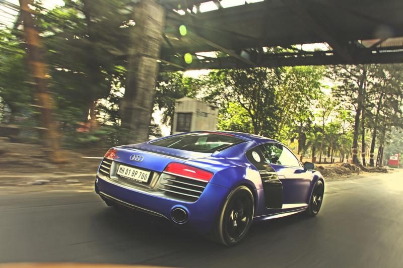 Audi R8 Photos 25
