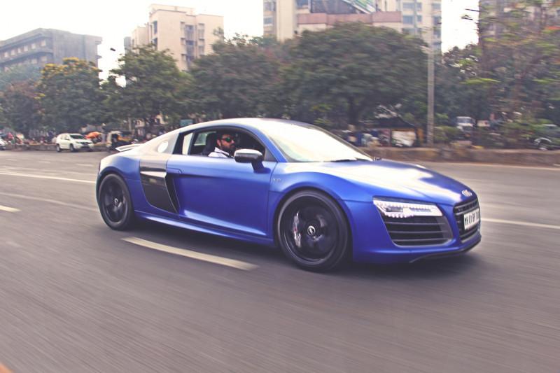 Audi R8 Photos 31
