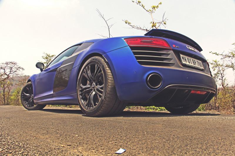 Audi R8 Photos 43