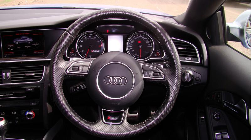 Audi RS5 Images 27