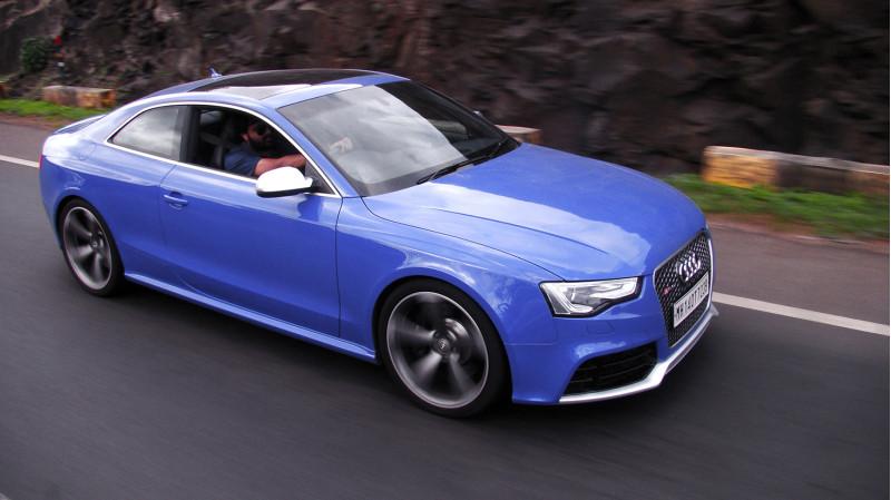 Audi RS5 Photos 10