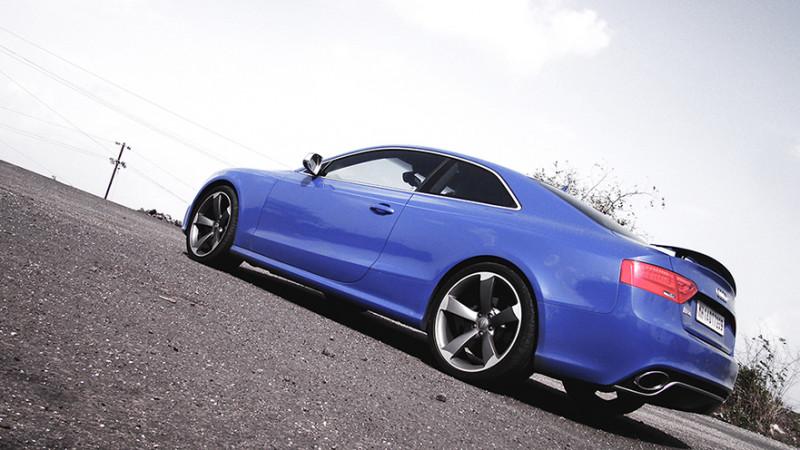 Audi RS5 Photos 15