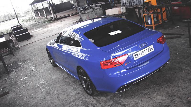 Audi RS5 Photos 17