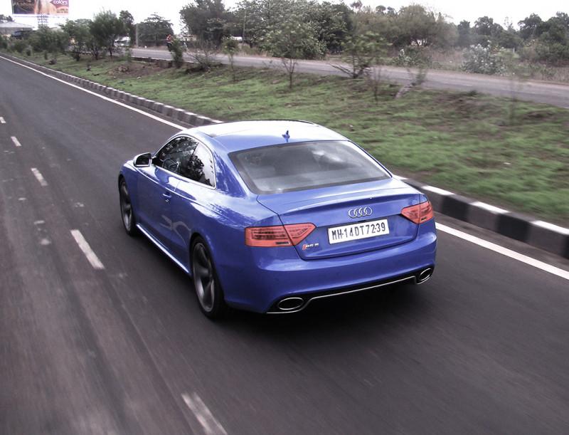 Audi RS5 Photos 23