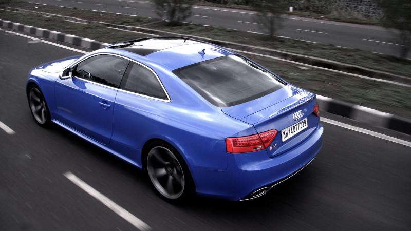 Audi RS5 Photos 6