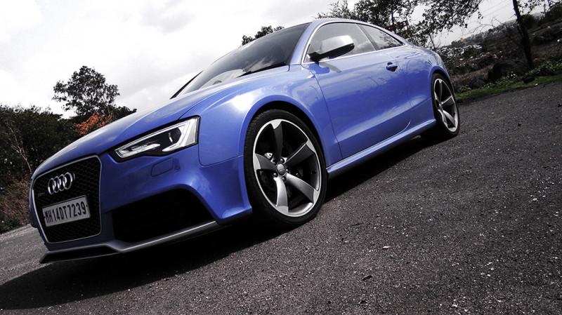 Audi RS5 Photos 8