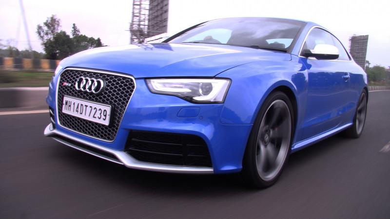 Audi RS5 Photos 9