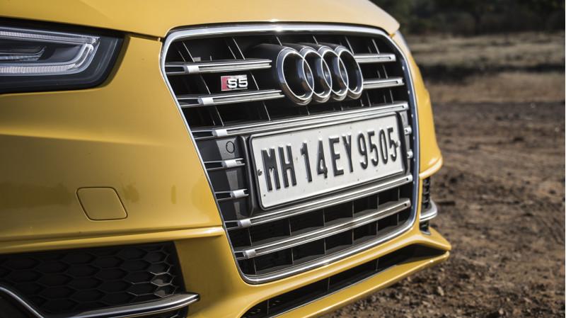 Audi S5 V6T Review Road Test CarTrade Exterior Photos Images Pics India 20160219 03