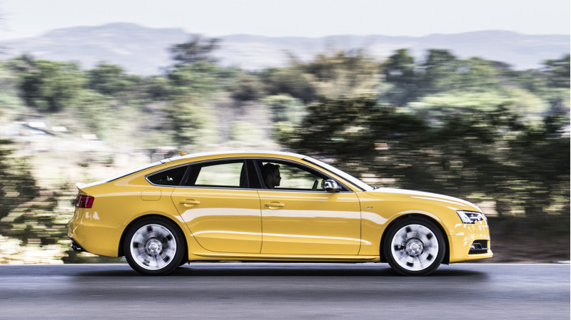 Audi S5 Sportback Images Photos And Picture Gallery