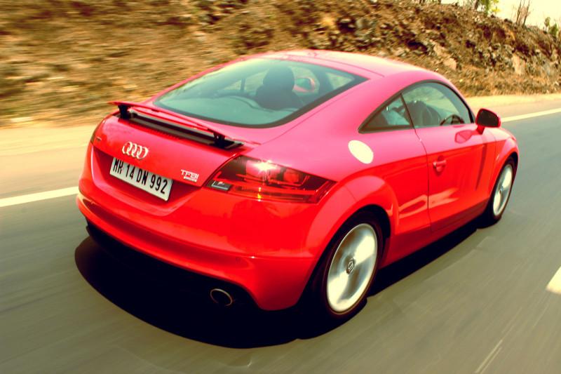 Audi TT High Resolution wallpaper