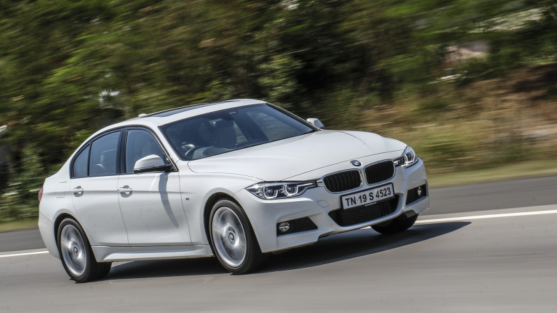 BMW 320d Review 1