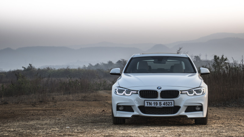 BMW 320d Review 51