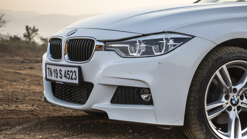 BMW 320d Review 61